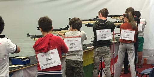 Surrey Airgun Open Meeting Sporter Rifle 23/24 November