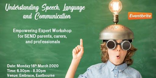 Understanding Speech, Language  and Communication