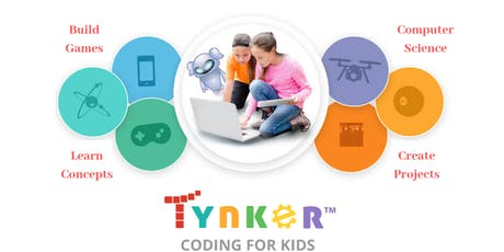 Tynker - Coding For Kids Trial Class tickets