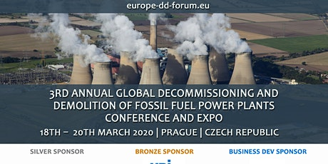 GLOBAL DECOMMISSIONING AND DEMOLITION OF FOSSIL FUEL POWER PLANT tickets