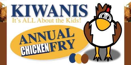Kiwanis Chicken Fry - 50th Anniversary tickets