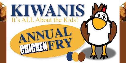 Kiwanis Chicken Fry - 50th Anniversary