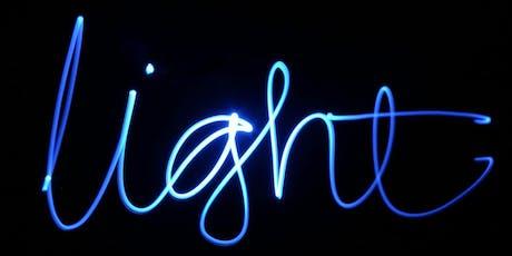 LIGHT - An all-inclusive avant-garde dinner experience. tickets