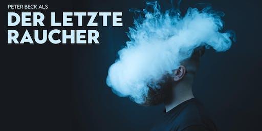 DER LETZTE RAUCHER