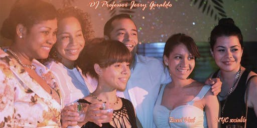 Jerry Geraldo presents: Sexy Singles Night Dance