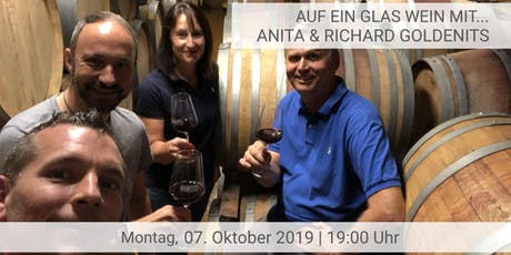 Auf ein Glas Wein mit ... Anita&Richard, Weingut Goldenits Tickets