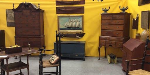 Portland Antiques Show & Sale