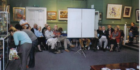 Wemyss Ware Exhibition Talks - Graeme Cruickshank, Norval Bonney & Griselda Hill tickets