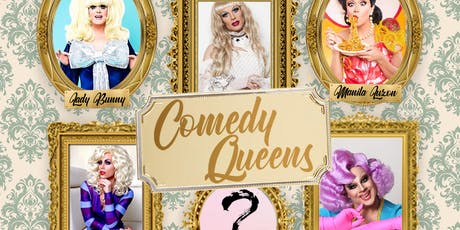 Klub Kids London presents  KATYA & THE COMEDY QUEENS (ages 16+) tickets