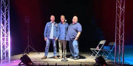 Bilmar Entertainment presents Outdoor Comedy Night At The Farm