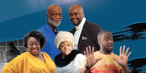 COBO Comedy Shutdown : Harrow – Black History Month Special