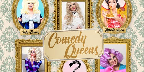 Klub Kids Manchester presents KATYA & THE COMEDY QUEENS (ages 16+) tickets