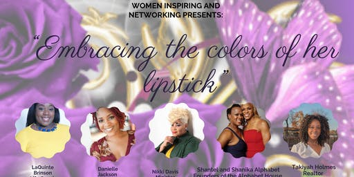 Embracing the Colors of Her Lipstick Empowerment Tea