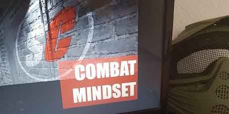Combat Mindset - Deine innere Waffe Tickets