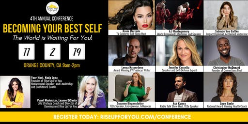 Becoming Your Best Self: The World is Waiting For You!