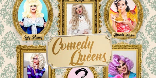 Klub Kids Birmingham presents KATYA & THE COMEDY QUEENS (ages 16+)