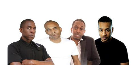 COBO Comedy Shutdown : Liverpool – Black History Month Special tickets