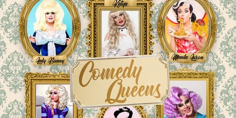 Klub Kids Newcastle presents KATYA & THE COMEDY QUEENS (ages 16+) tickets