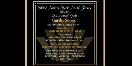 Black Nurses Rock North Jersey 2nd Annual Gala tickets