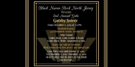Black Nurses Rock North Jersey 2nd Annual Gala