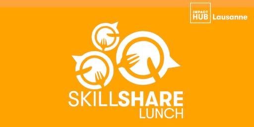 Skillshare Lunch : Comment réussir ton étude de marché en Suisse ?