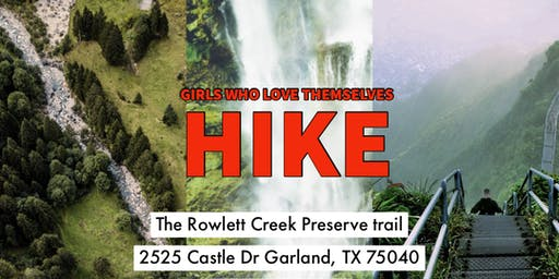 Girls Who Love Themselves Hike