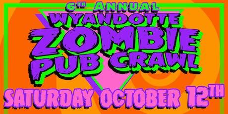 Wyandotte Zombie Pub Crawl tickets