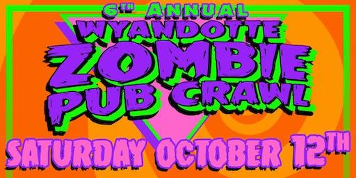 Wyandotte Zombie Pub Crawl
