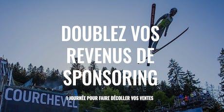 Clubs de sport : comment doubler vos revenus de sponsoring grâce à Internet tickets