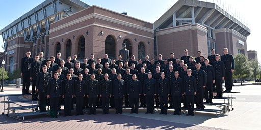 Texas A&M Singing Cadets: 2020 Spring Tour II - Dallas