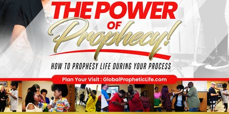 THE POWER OF PROPHECY - GPLJAX SEPTEMBER SERMON SERIES tickets