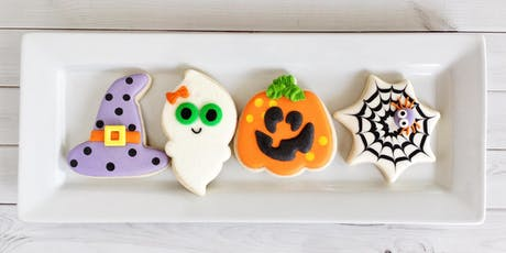 Mom and Me Halloween Cookie Class - Spring Hill tickets