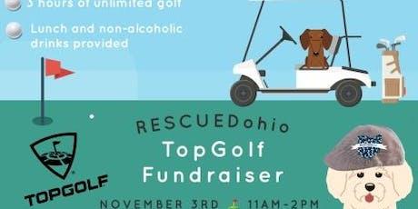 Top Golf Fundraiser tickets