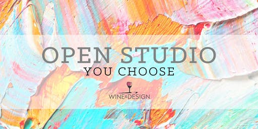 Open Studio | You Choose