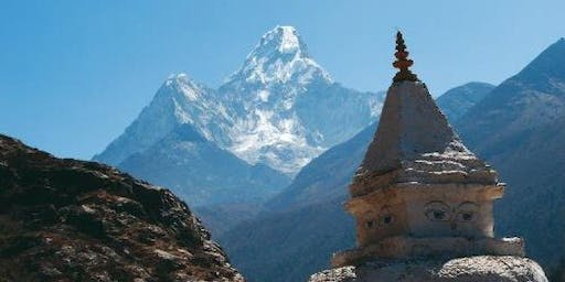 Workshop: Planning an Expedition through BES - Mandalay to Himalayas
