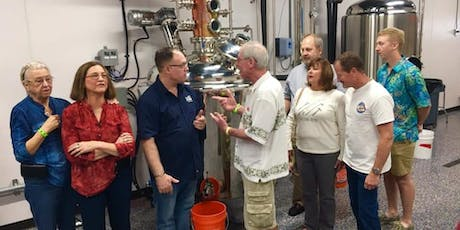 Distillery tour and tasting  tickets