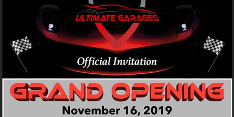 Ultimate Garages Grand Opening Celebration for Neighborhood Health Clinic tickets