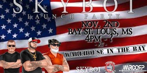 SKYBOi launch and fundraiser