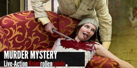 Mord im Orient Express ▸ Murder-Mystery Challenge [Nürnberg] Tickets
