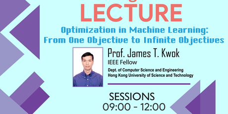 Optimization in Machine Learning From One Objective To Infinite Objectives tickets