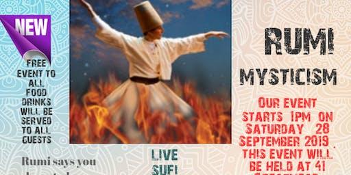 Rumi mysticism