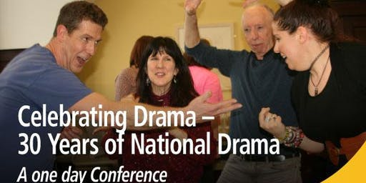 Celebrating Drama - 30 years of National Drama: The Forum continues..