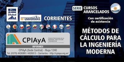 Métodos de cálculo para la ingeniería moderna - Presencial - Corrientes