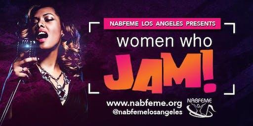 Women Who Jam! Los Angeles