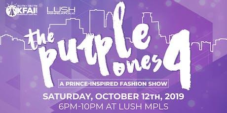 KFAI Radio's: The Purple Ones 4 tickets