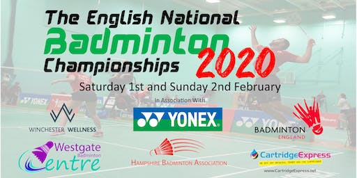 English National Badminton Championships 2020