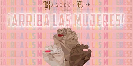 Raggedy Tiff Pop Up w/ Viva Los Cupcakes! tickets