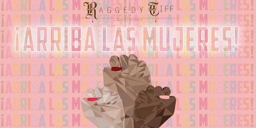 Raggedy Tiff Pop Up w/ Viva Los Cupcakes!