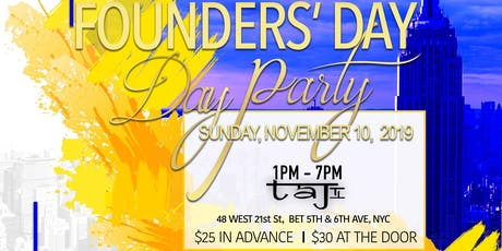 Theta Rho Sigma & Eta Nu Sigma Founders' Day Party tickets