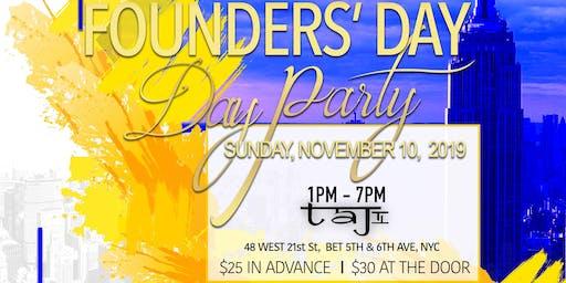 Theta Rho Sigma & Eta Nu Sigma Founders' Day Party